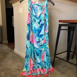 Lilly Pulitzer Roxi dress Hey Bay Bay